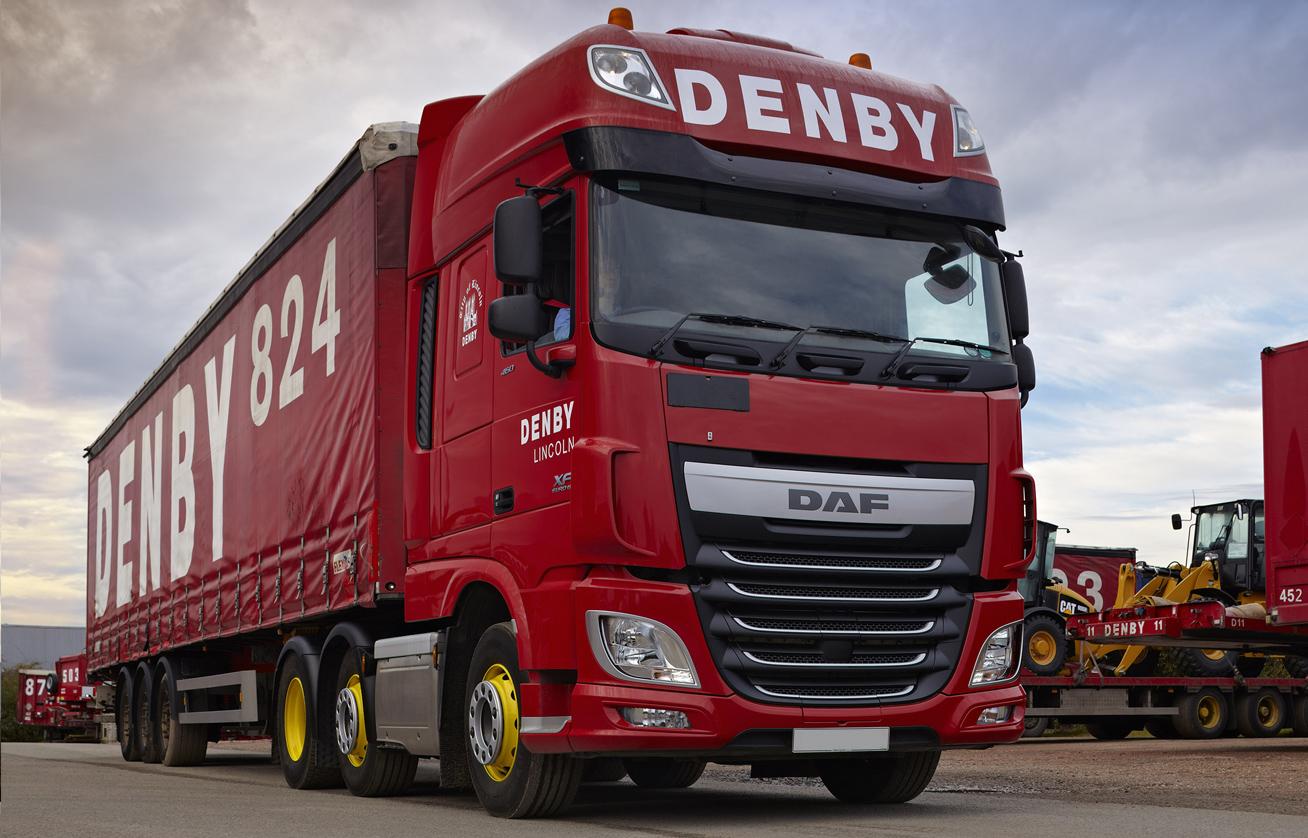 Denby Lorry