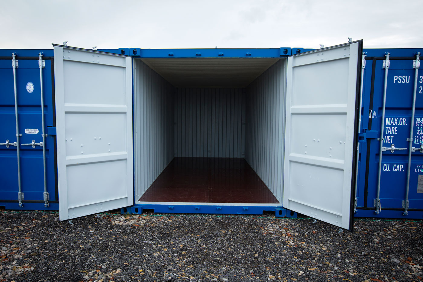 Self storage containers Lincoln